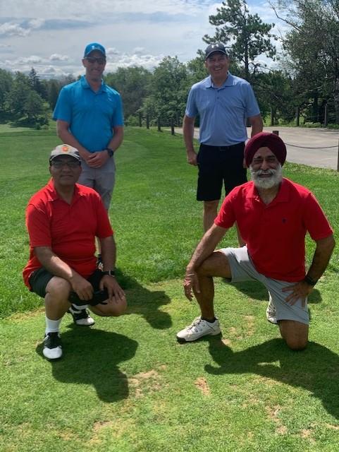 Friends of Glen Eagle Golf Days 2