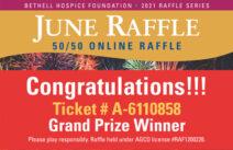 June Raffle