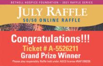 July Raffle